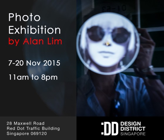 photo exhibition, Singapore Photographer, Street Photography, Red Dot Museum, Photobook, Alan Lim, Award-winning,